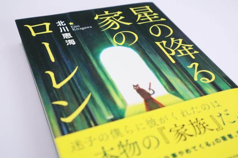 『星の降る家のローレン』北川恵海【あらすじ/感想】絵にこめられた想いとは