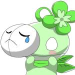 ネイネイの泣き顔