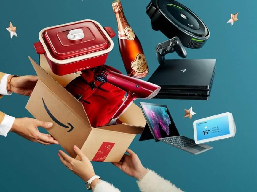 【2021年】Amazonサイバーマンデーのおすすめ目玉商品・キャンペーンを紹介